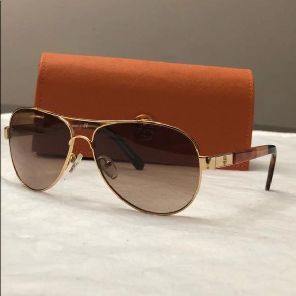 aca3a961bb71 Tory Burch Aviator Sunglasses TY6010. M_5afd914731a3768c4b000f70